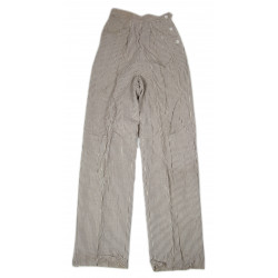 Pantalon US Army Nurse, Seersucker, taille 10