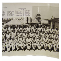 Photo, Yard-Long, Med. Detch., 326th Inf. Rgt., 82nd Airborne Division