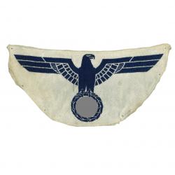 Aigle pour tenue de sport M35, Kriegsmarine