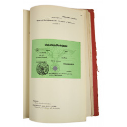 File, Confidential, SHAEF, Identity Documents in Germany, 1944