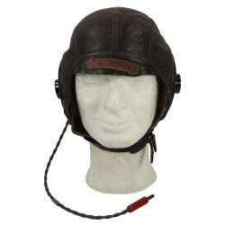 Bonnet de pilote, Type A-11, Large, avec écouteurs