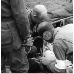 "Scissors, Angle, Medical, 7 ½"", Americut Co., US Army"