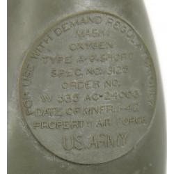 Mask, Oxygen, Type A-9, 1942