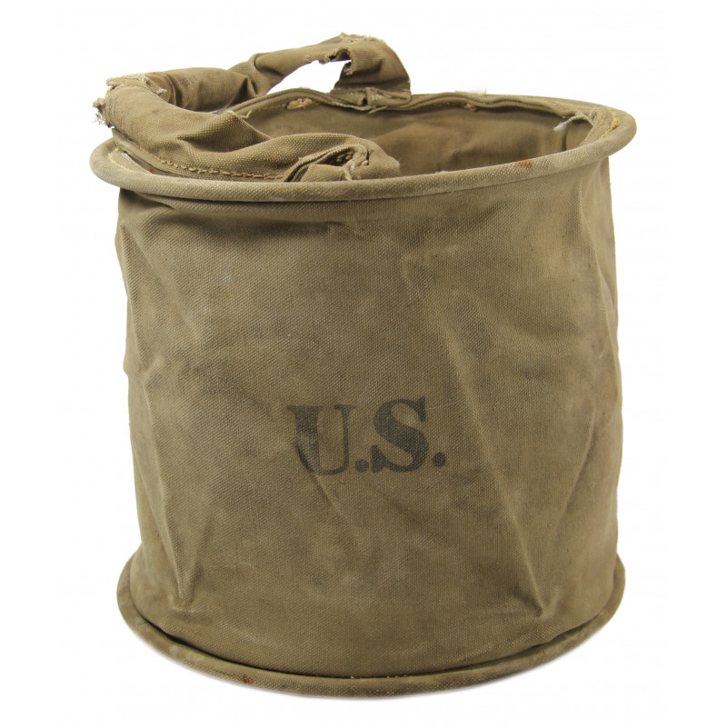 Bucket, Watering, Canvas, BOYT 1943