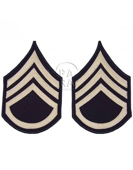 Rank, Insignia, Staff/Sergeant
