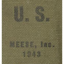 Machete, M-1942, Canvas Scabbard, 1943