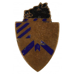 Distinctive Insignia, 30th Inf. Rgt., 3rd Infantry Division, SB
