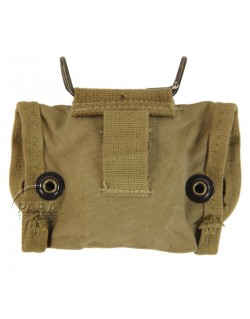 Compass, with canvas pouch