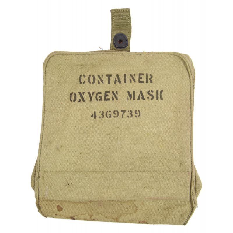 Container, Oxygen Mask, USAAF, 1943