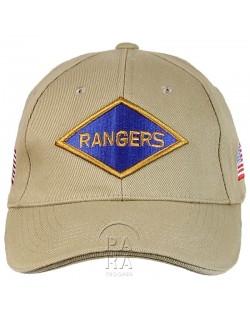 Casquette Rangers, beige