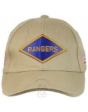 Cap, Baseball, Rangers, kaki