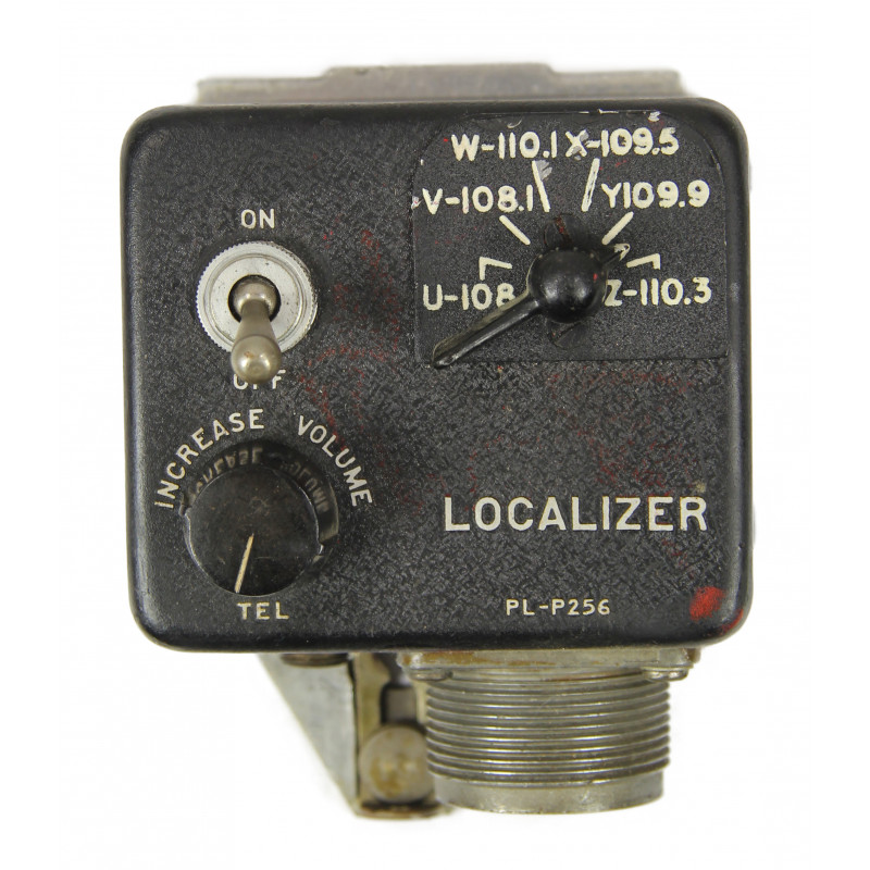 Box, Control, Radio, BC-732-A, Signal Corps US Army, 1943, C-47
