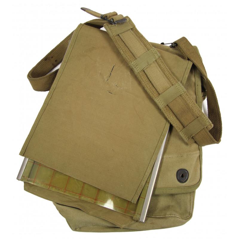 Case, Canvas, Dispatch, M-1938, US Army, HOFF 1942