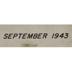 Bureau of Naval Personnel Information Bulletin, September 1943