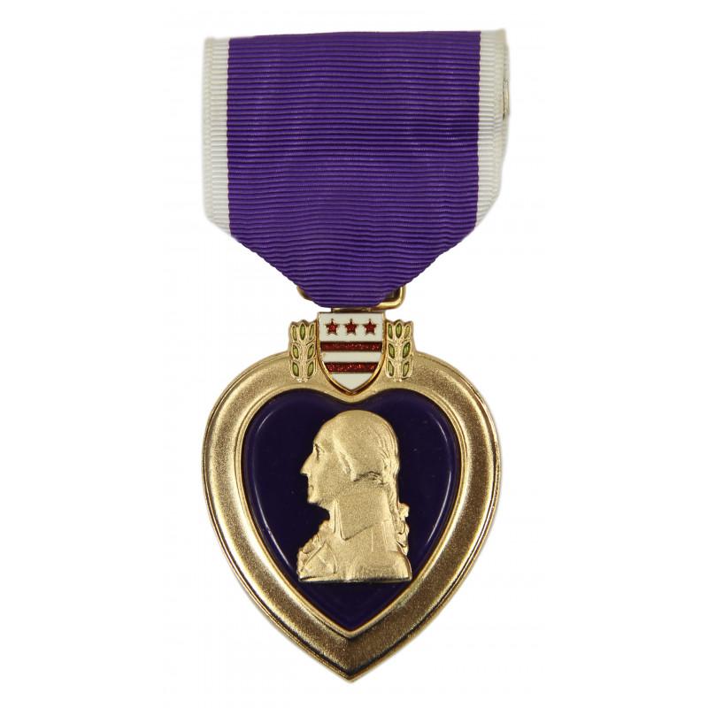 Medal, Purple Heart