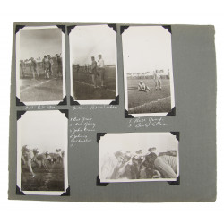 Lot, Photos, Football, 1945