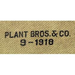 Bucket, Watering, Canvas, Plant Bros. & Co., 1918