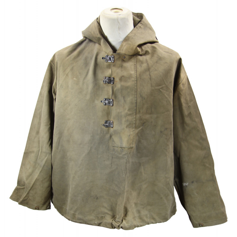 Parka, Deck, US Navy, Hook Type, Normandy, Extra Large