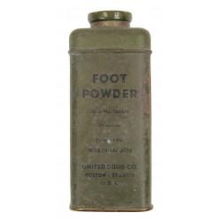 Powder, Foot, Item N° 12040