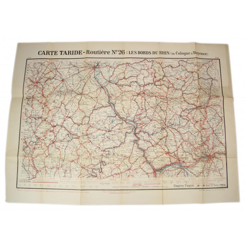 Map, Road