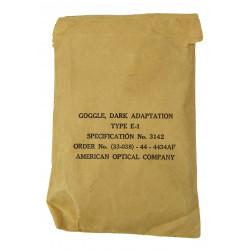 Goggles, Dark Adaptation, Type E-1, 1944