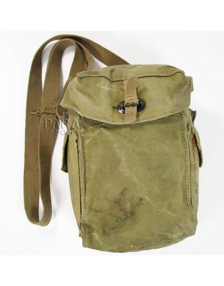 Bag, gas mask, Canadian