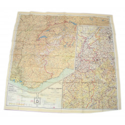 Pouch, Pack, Maps Only, France Belgiun Holland