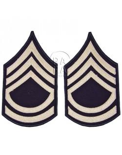 Grades en tissus de Technical Sergeant