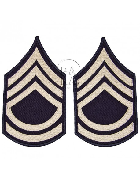 Technical Sergeant rank insignia