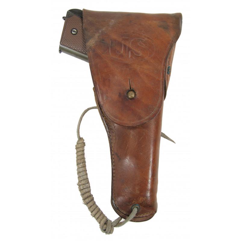 Holster, Belt, Pistol, Colt M1911A1, ALP Co., 1941
