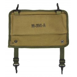 Coussin dorsal, M-391-A, radio BC-1000