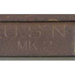 Couteau MK 2, Robeson Cutlery Co., US Navy