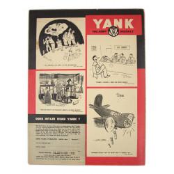 Magazine, YANK, February 18, 1944, Airborne