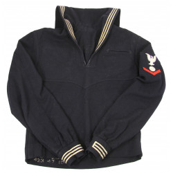 Jacket, Jumper, US Navy, Electrician's Mate, named