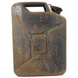 Jerrycan, 20 litres, Wehrmacht, 1943, Normandy