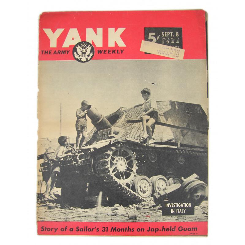 Magazine, YANK, August 4, 1944