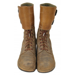 Boots, Service, Combat (Buckle boots), 10 A, 1944