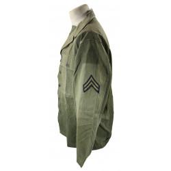 Jacket, HBT (Herringbone Twill), US Army, Corporal