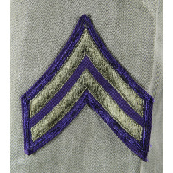 Jacket, HBT (Herringbone Twill), US Army, Corporal