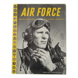 Magazine, AIR FORCE, December 1944