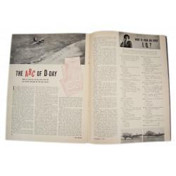 Magazine, AIR FORCE, December 1944