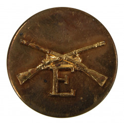 Disk, Collar, Infantry, Easy Co.