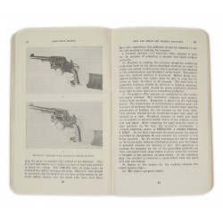 Manual, Field, Basic, FM 23-36, Revolver, Colt and Smith & Wesson, Caliber .45, M1917, 1941