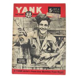 Magazine, YANK, February 25, 1944
