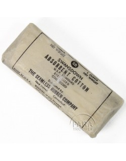 Absorbent Cotton, Swansdon, US Army