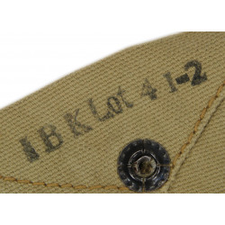 Mask, gas, US M1A2-1-1, Civilian, Adult