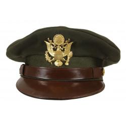 Cap, Visor, Officer, US Army, 1942