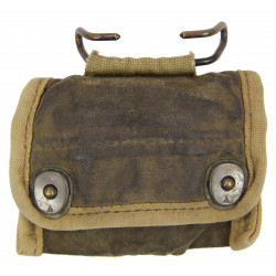 Compass, W. & L. E. Gurley, with OD Canvas Pouch