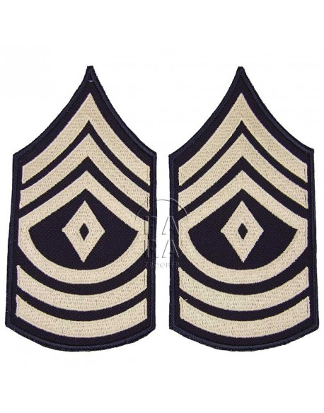 Rank, Insignia, First Sergeant