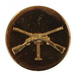 Disk, Collar, Infantry, I Company